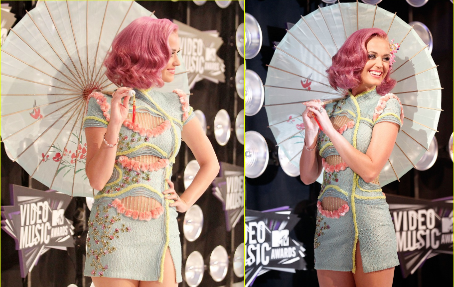 Japanese Inspired Outfits Vma S 2011 Your Youtopia