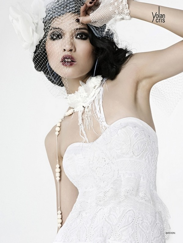 Yolan Cris Bridal Collection 2012 Lumiere Baltimore
