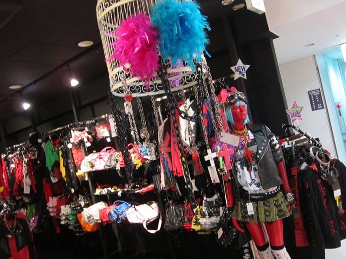 gyaru shopping