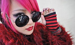 130223-3966 - Japanese street fashion in Harajuku, Tokyo