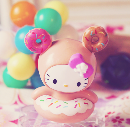 hello kitty cuter