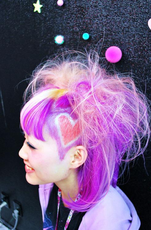 hair crazy