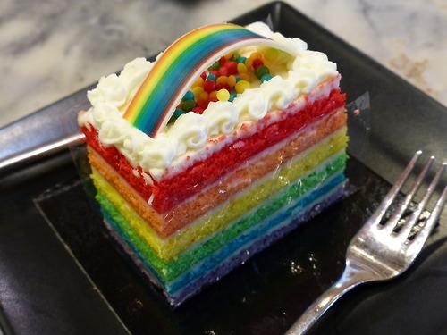 cake rain