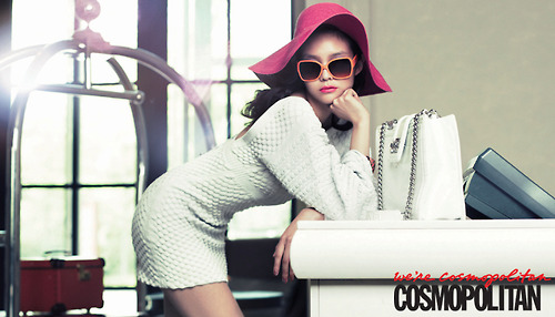 Lee som for Cosmopolitan Korea Jun 20123