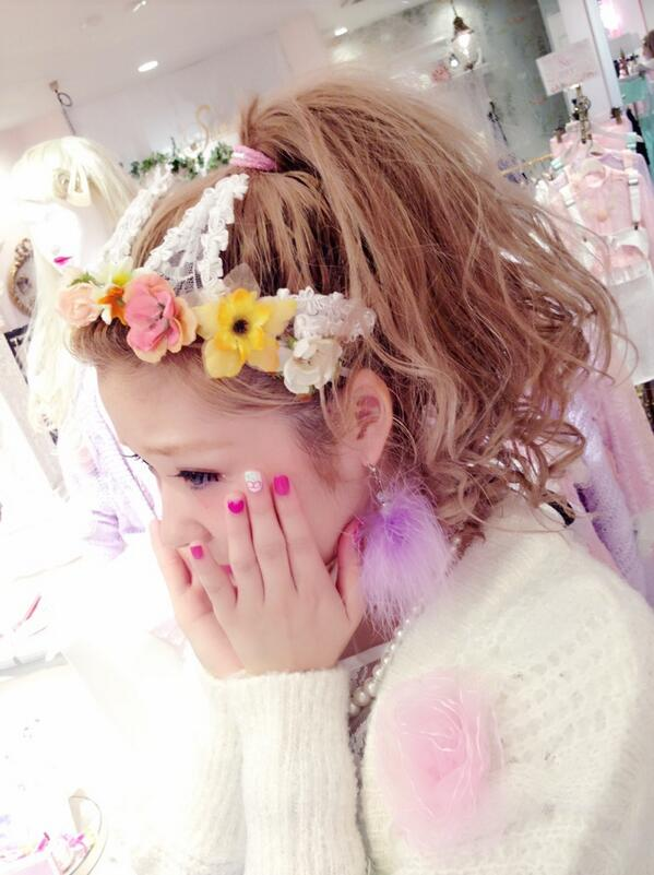 kawaii hairclips decora