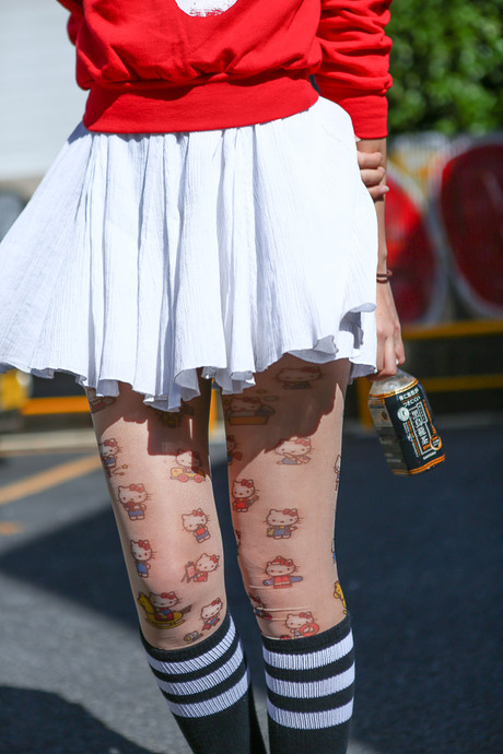 hello kitty stockings