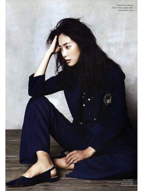 Kwak Ji Young by Yoon Myungseop for Maps Korea June 20132